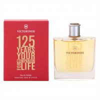 swiss army 125 YEARS YOUR COMPANION FOR LIFE 100 ml EDT hombre