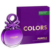 united colors of benetton PURPLE 80 ml EDT