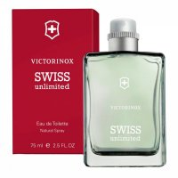 swiss army UNLIMITED 75 ml EDT hombre REPUESTO