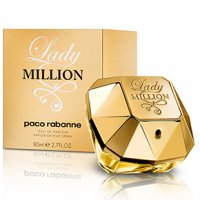 paco rabanne LADY MILLION 80 ml EDP dama